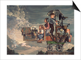 A Invitation to Flight Prints by Bob Byerley