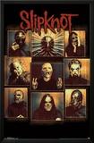 Slipknot- Bulletproof Posters