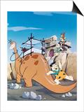 The Flintstones, 1960 Poster