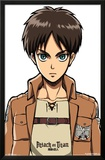Attack On Titan- Eren Posters