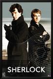 Sherlock- Sherlock And Watson Posters