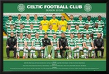 Celtic- Team 15/16 Poster
