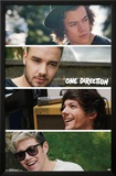 One Direction- Group Collage Poster