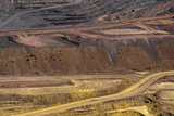Outback Mines Aerial, Australia Photographic Print by John Gollings
