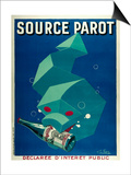 Source Parot Prints