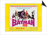 Batman: the Movie, 1966 Posters