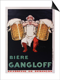 Gangloff Biere Print