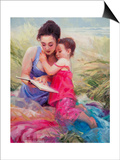 Seaside Story Prints by Steve Henderson