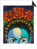 Frida Prints by Carla Bank