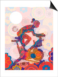 Indoor Cycling Prints by Teofilo Olivieri