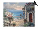 Mediterranean Elegance Posters by Nicky Boehme