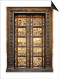 Gates of Paradise Prints by Lorenzo Ghiberti