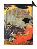 Calderoni Posters