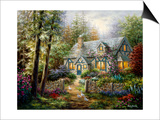 A Country Gem Prints by Nicky Boehme