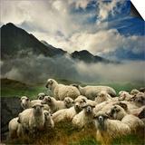 The Silence of the Lambs Kunst van Istvan Kadar