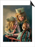 Doll Hospital Posters by Bob Byerley