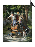 Help on the Way Posters by Bob Byerley