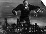 King Kong 1933 Prints