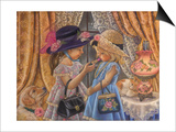 Playing Dress Up Poster by Tricia Reilly-Matthews