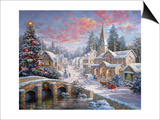 Heaven on Earth Prints by Nicky Boehme