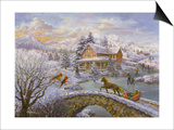 Winter Joy Prints by Nicky Boehme