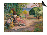 A Summer's Day Prints by Henri Lebasque