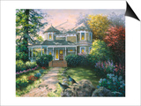 Victorian Interlude Prints by Nicky Boehme