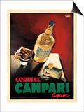 Cordial Campari Posters