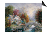 Victorian Splendor Prints by Nicky Boehme