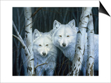 White Magic Prints by Rusty Frentner