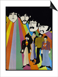Yellow Submarine, 1968 Prints