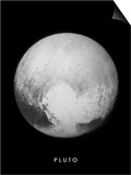 Pluto Poster by APL, SwRI, NASA