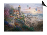 Charming Tranquility I Posters by Nicky Boehme