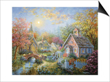 Moral Guidance Posters by Nicky Boehme