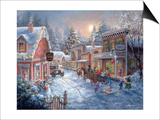 Good Old Days Posters by Nicky Boehme