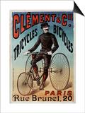 Clement Tricycles Sztuka
