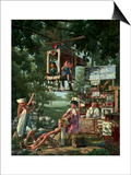 Healing Arts Posters by Bob Byerley