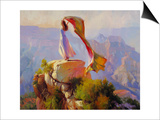 Spirit of the Canyon Poster by Steve Henderson