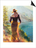 Lady of the Lake Prints by Steve Henderson