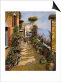 Bello Terrazzo Prints by Guido Borelli