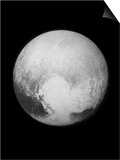 Pluto Posters by APL, SwRI, NASA