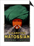 Cigarettes Matossian Prints