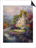 Serenity Prints by Nicky Boehme