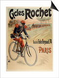 Cycles Rochet Poster