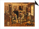 Assault and Battery Láminas por Lee Dubin