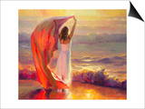 Ocean Breeze Prints by Steve Henderson