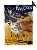 Falcon Bicycle Posters