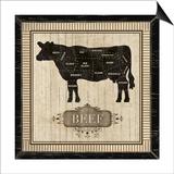 Beef Print by Piper Ballantyne