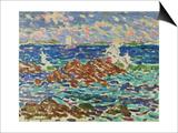 Seascape Prints by Maurice Brazil Prendergast