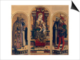 Camerino Polyptych Posters by Carlo Crivelli